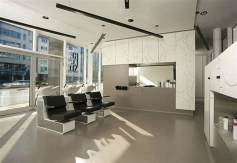Studio Tilee Hair Salon by Hairdresser Beblond Flagship Salon By Raumspielkunst