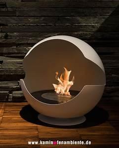 Design Kamine Berlin : ethanol kamin globe free standing ethanol fireplace kamin design pinterest kamin design ~ Markanthonyermac.com Haus und Dekorationen