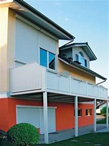 Balkon Selber Bauen Stahl : bausatz balkon selbst anbauen bauen amp renovieren ~ Lizthompson.info Haus und Dekorationen