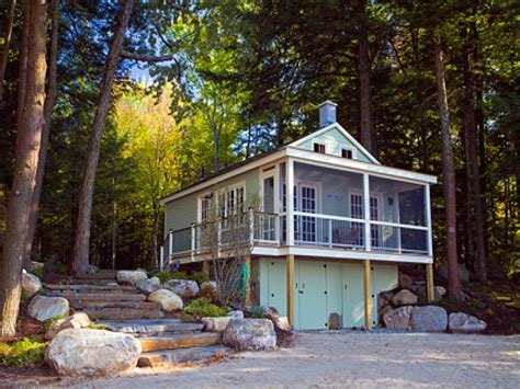 Small Vacation Home Plans by Small Lakefront Cabin Plans Tiny Vacation Cabin Plans