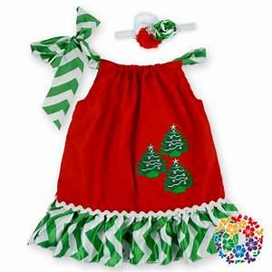24 PCS/LOT Fancy Baby Girl Dress Christmas Designs Red ...