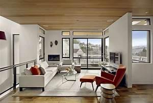 Deco Design Salon : 79 id es d co salon tr s int ressantes et modernes pour ~ Farleysfitness.com Idées de Décoration