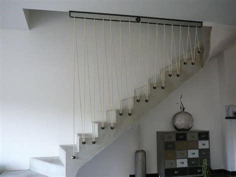 s 233 curisation d un escalier en b 233 ton avec sandows couleur