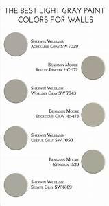 The Best Light Gray Paint Colors for Walls - Jillian Lare