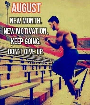 Happy New Month! Inspirational Quotes For August ...