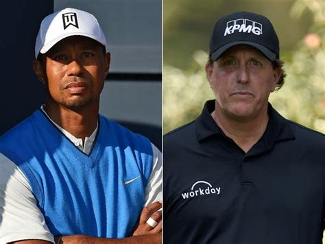 Tiger Woods vs Phil Mickelson head-to-head match confirmed ...