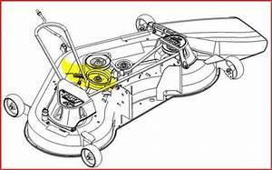 John Deere Lt133 Deck Belt Adjustment