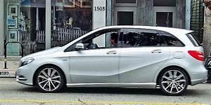 Mercedes Monospace : mercedes benz classe b 2012 les 3 meilleurs cot s visibles de la nouveaut blog automobile ~ Gottalentnigeria.com Avis de Voitures