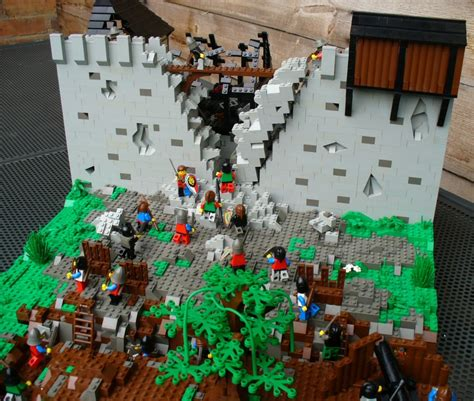 siege lego harfleur siege the brothers brick the brothers brick