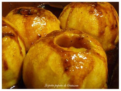 goosto cuisine pommes au four caramelisées la popotte de cristaxou