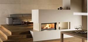 Moderne Wohnzimmer Mit Kachelofen