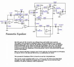 Parametric Eq Schematic Question
