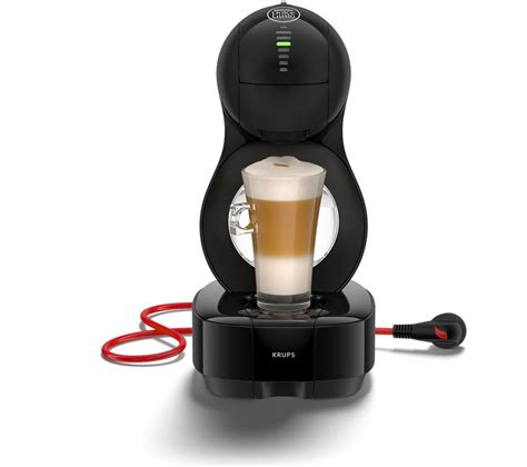 dolce gusto buy dolce gusto by krups lumio kp130840 coffee machine black free delivery currys