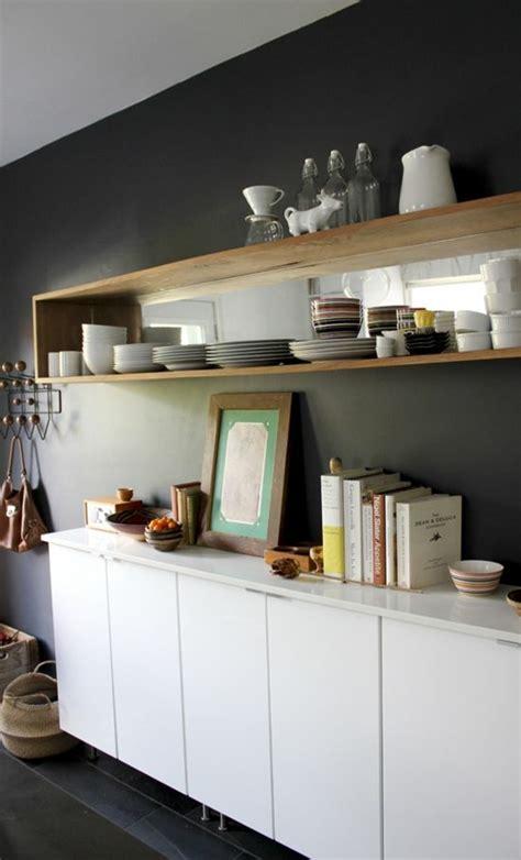 cuisine avec ot etagere pour livre de cuisine maison design bahbe com