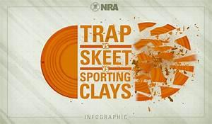 Infographic  Trap Vs  Skeet Vs  Sporting Clays