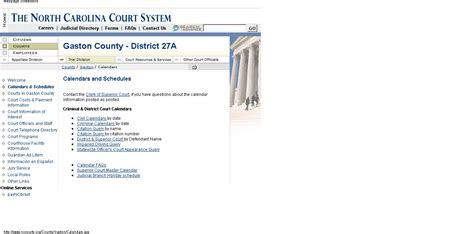 find  nc court date query  defendant  printable