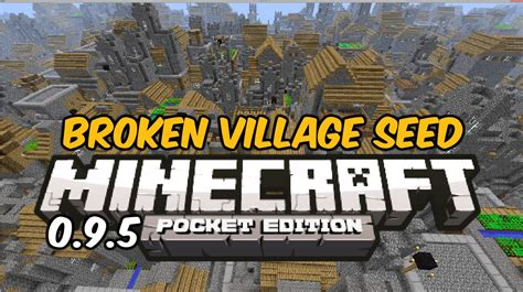 Insane Broken Village Seed!