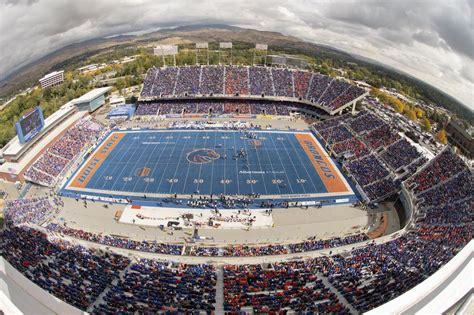 boise state exploring albertsons stadium renovation