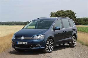 Volkswagen Sharan : volkswagen sharan restyl en avant premi re les photos de l 39 essai ~ Gottalentnigeria.com Avis de Voitures