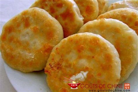 recette chinoise galette au porc la cuisine chinoise