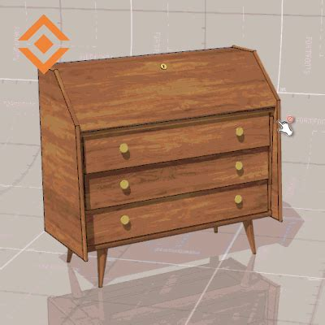 revit kitchen cabinets formfonts 3d models textures 1960