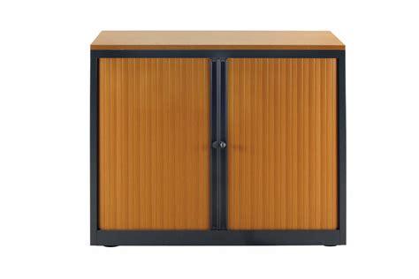 armoir de bureau armoire métal et rideaux de couleur bois tablettes adaptée