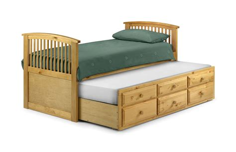 Bed With Pull Out Bed Underneath by 3ft Single Cabin Bed With Underbed Storage And 3ft Single