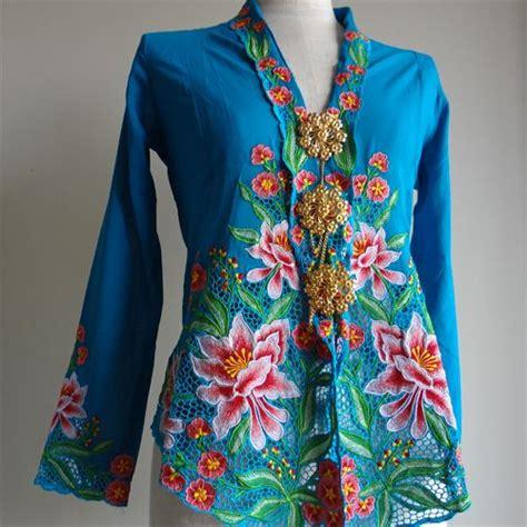 images  kebaya nonya blouse  pinterest