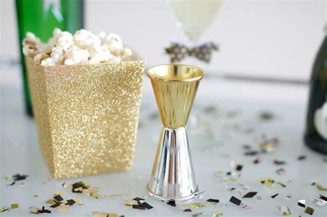 Oscars Cocktail + Bhldn Baubles