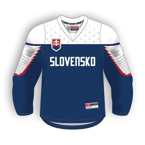 Slovenská hokejová reprezentace představila inovované reprezentační dresy a logo. Hokejové kluby (všetky) | Slovakia Slovensko dres modrý ...