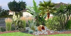 Prix Ardoise Deco Jardin : modele de parterre exterieur ferronnerie jardin d coration ~ Premium-room.com Idées de Décoration