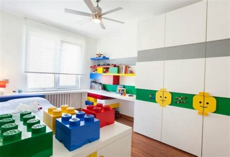 Ninjago Kinderzimmer Ideen by Kinderzimmer Im Lego Stil Einrichten