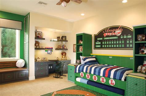 47 Really Fun Sports Themed Bedroom Ideas  Home