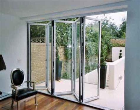 bi fold glass doors exterior decorative pantry doors