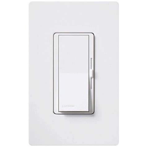 Lutron Diva Speed Fan Control With Wallplate Switch