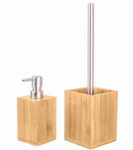 Badezimmer Set Seifenspender : badezimmer set seifenspender mit passender wc b rste b rstengarnitur rustikal ebay ~ Sanjose-hotels-ca.com Haus und Dekorationen