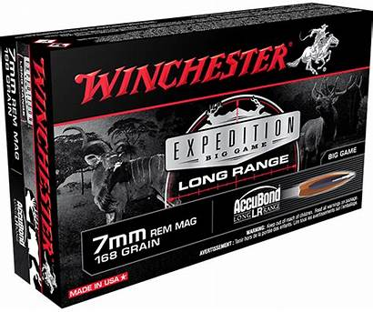 Expedition Range Winchester Ammo Expended Ammunition Line