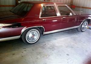 1986 Ford Crown Victoria Ltd Low Miles