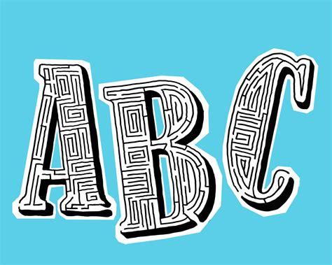 Unter anderem einzelne buchstaben oder vorlagen zum lernen und abschreiben. schaeresteipapier: Das ABC bei schaeresteipapier - Die ...