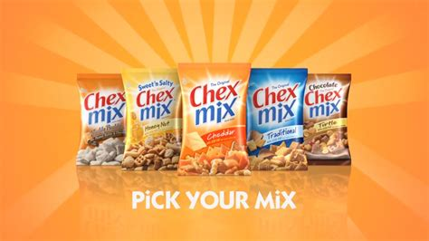 Chex Mix marketing puts flavor first   A Taste of General ...