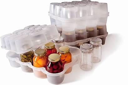 Canning Jar Storage Jars Quart Glass Canned