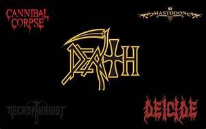 Death Metal Bands Wallpapers - WallpaperSafari