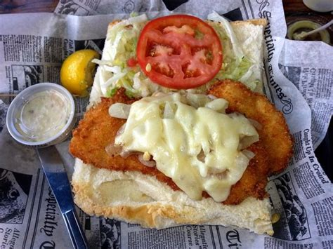 Cuisine Keywest - hogfish sandwich picture of hogfish bar grill key