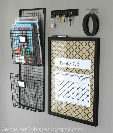 kitchen memo board organizer 1000 images about kitchen message center on 5403