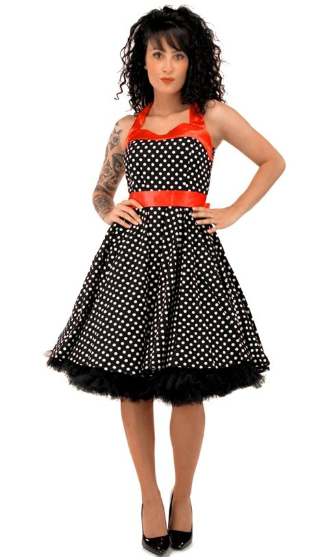 Kühlschrank 50er Style by Trendstylez Vintage Swing 50er Jahre Tanzkleid