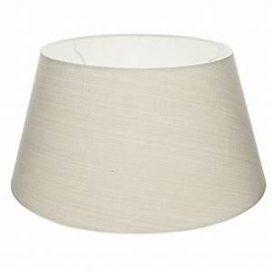 Lampenschirm Weiß Rund : lampenschirm aus stoff in wei rund 45cm aufnahme unten e27 wohnlicht ~ Indierocktalk.com Haus und Dekorationen