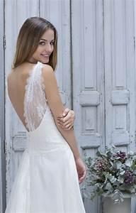 Robes De Mariée Bohème Chic : robe chic boheme ~ Nature-et-papiers.com Idées de Décoration