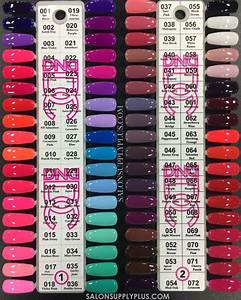 Opi Gel Polish Color Chart New Collection By Dnd 144 New Colors Coming Soon At This