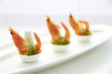 spoon canapes recipes prawn in spoon canape canapes