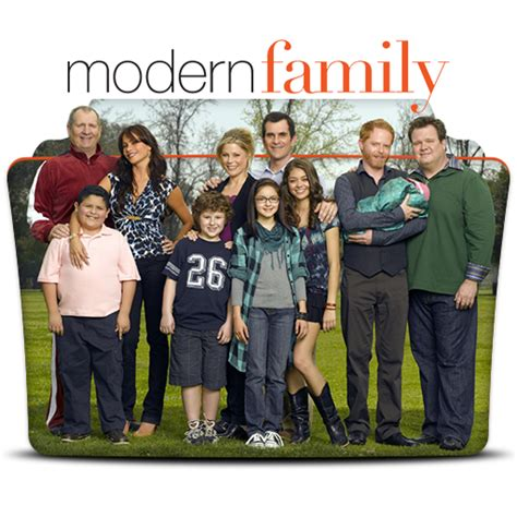 modern family season 1 by nc esseh on deviantart